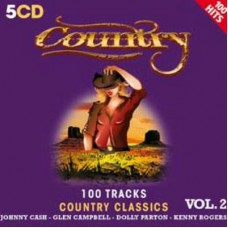 100 Tracks Country Classic Vol 2