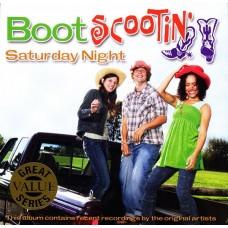 Boot Scootin' Saturday Night
