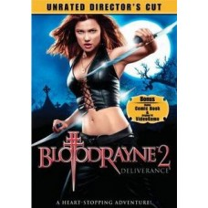 Blood Rayne 2 Deliverance - บลัดเรย์น ผ่าพิภพแวมไพร์ 2