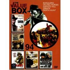 The Value Box 94 รวมหนังคาวบอย 5 เรื่อง