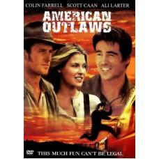 American Outlaws - คาวบอยพันธุ์ระห่ำ