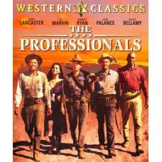 The Professionals - ประกาศิต 4 จอมสังหาร