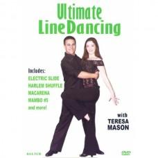 DVD สอนเต้นคันทรี่ไลน์แดนซ์ โดยเทเรซ่า เมสัน