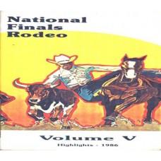 NFR Highlight 1986